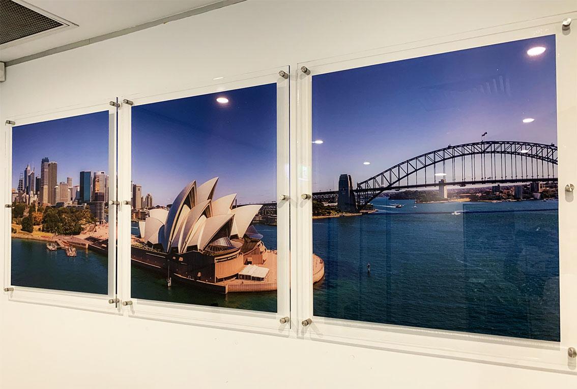 Acrylic Panel with Print